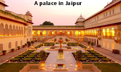 The City of Jaipur
