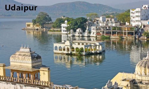 The City of Udaipur